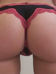 Mistress` hot ass POV