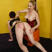 Ass whipped be incumbent on orgasm