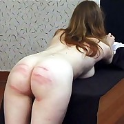 Two nuns spanked and caned