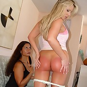 Babe was spanked otk