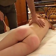 Teen girl was punished