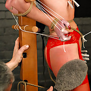 Body punishment and nipple tortures