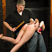 Hard paddling and reject b do away with spanking