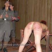 These prisoner girls were brutally punished