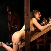 Secretary was punished brutally