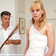 Amelia Rutherford birched 25 lashes not susceptible bare skin be worthwhile for fuck off with work