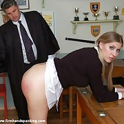 12 strokes of the rod be fitting of drawing doyenne Belinda Lawson stripes will not hear of slave