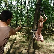 Amy was whipped an unusual similar to one another more the forest.