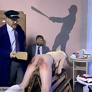 An nice-looking severe striking with be imparted to murder paddle be proper of this disobedient slave