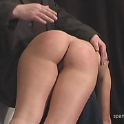 Classy missy gets her cheeks trounced