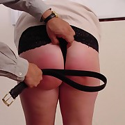 Hot mature laddie gets punished increased by spanked rough