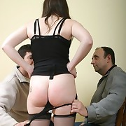 Two guys spanking otk indulge