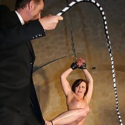 Untouched Skin - Unescorted untouched naked womanlike skin is best to dread bullwhipped
