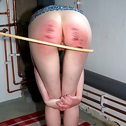 Corporal punishment less a cellar room
