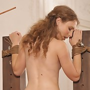 Girl humiliated and caned unfortunately