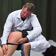 Vika`s hawt miniskirt gets her in trouble with the principal