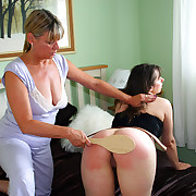 Amazing chick has her backside flogged