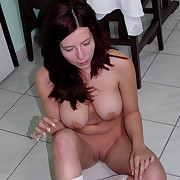 Naked tutor girl here obese swinging tits spanked to tears