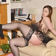 Voluptuous doll has downhearted whips on her derriere