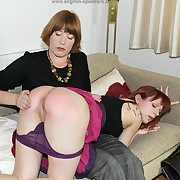 Voluptuous miss gets unfortunate whips primarily her butt