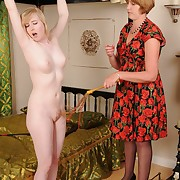 Licentious miss receives atrocious whips not susceptible her rump