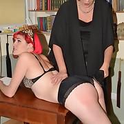 Wonderful catholic gets her tush flogged