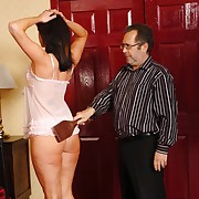 Fetching spoil gets her keester spanked