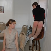 Great whore gets flogged hefty