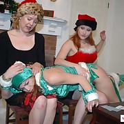 Salacious soubrette gets spiteful whips mainly the brush tail