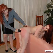 Fit chiq gets her rear trounced