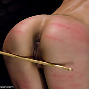 Busty asian drilled increased by dominated in bondage