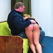 Sara gets caught in restricted lingerie and endures a harsh flogging punishment