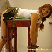 Bad girl was punished
