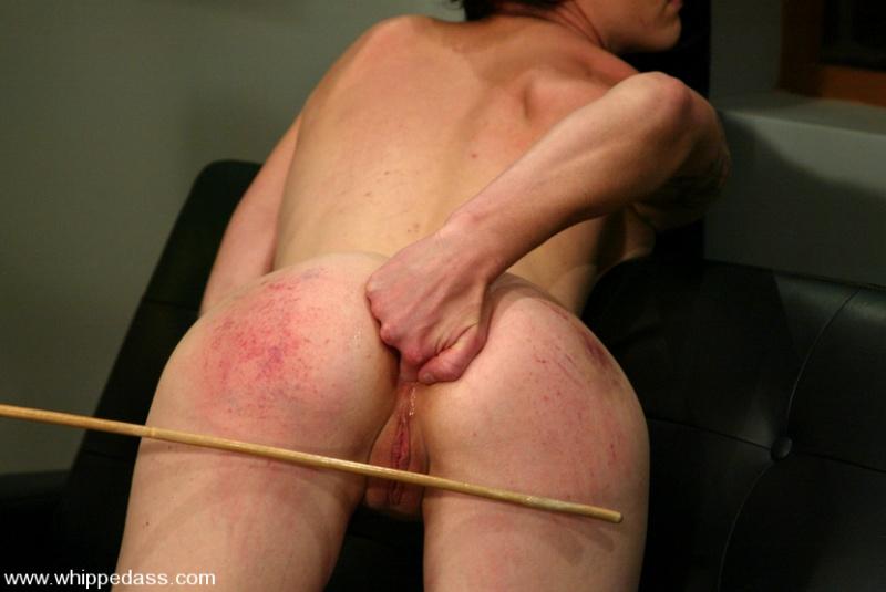 Brutal ass paddling