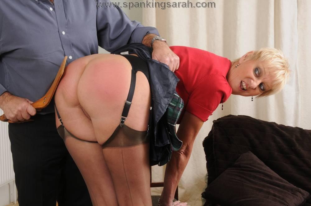 geschichten spanking blowjob foto