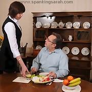 Spanking Sarah Picture