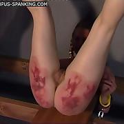 Lupus Spanking Picture