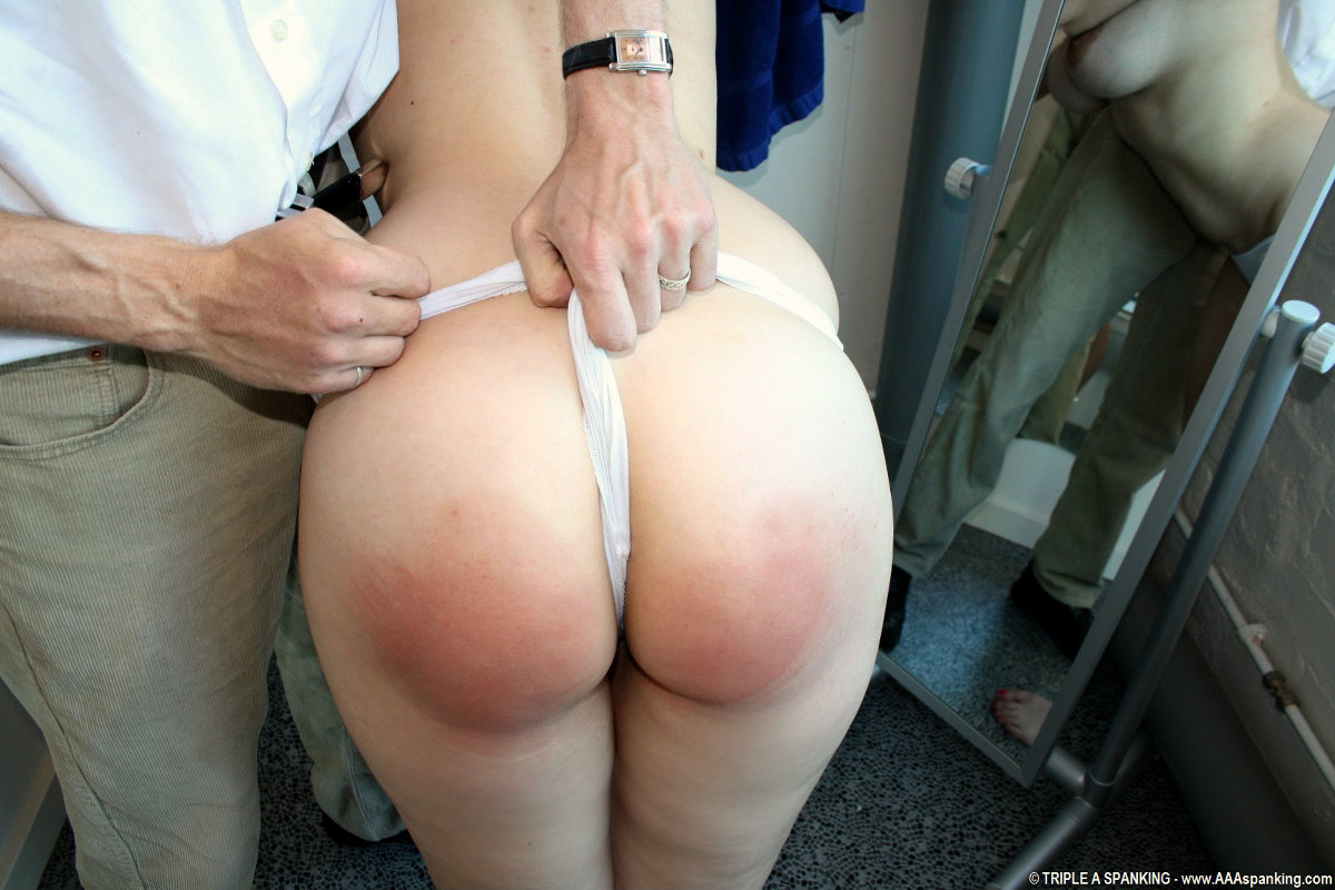 You have spanking wet hard ass wife are