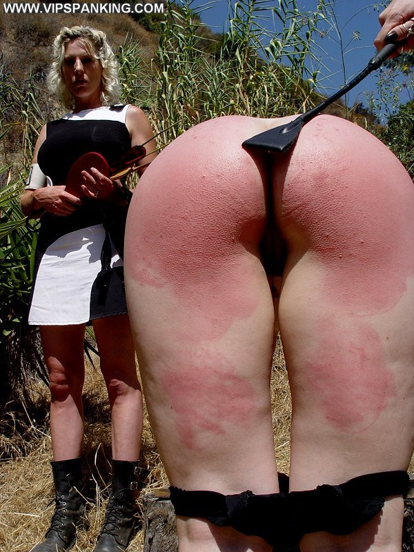 Caned for disobedience 2 elite club 6 - 1 part 9