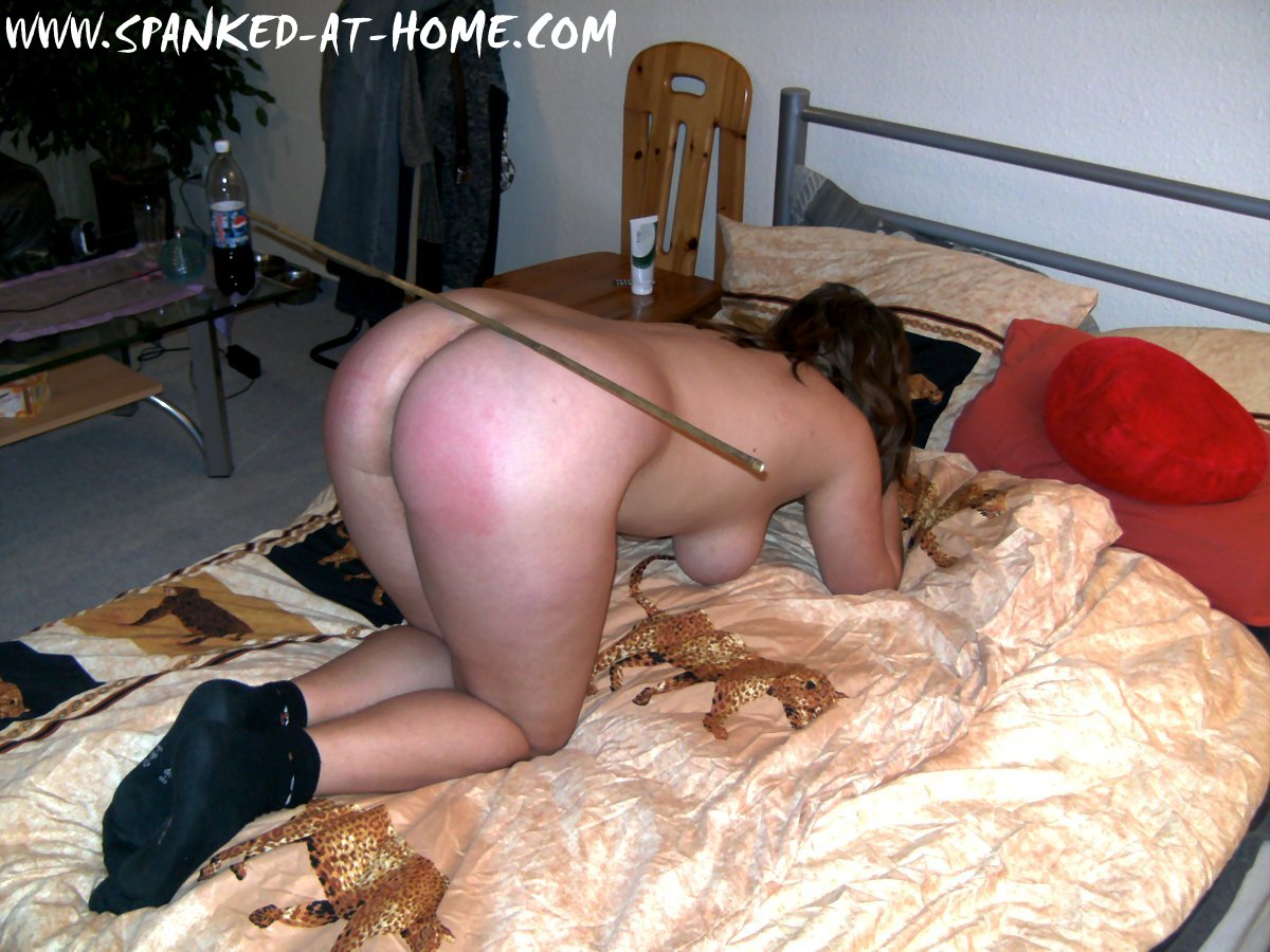 teen caned