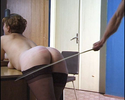 Mature Caning