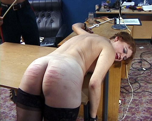 Hard caning mature