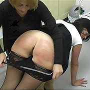 Strict Spanking Picture