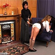 Pure Spanking Picture