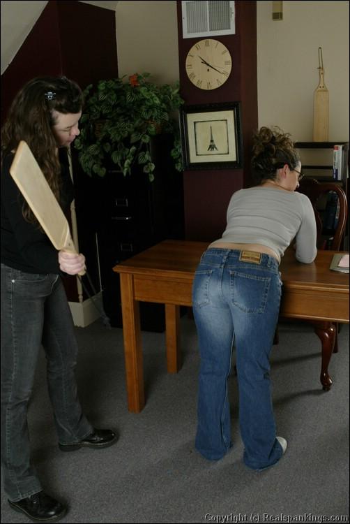 real spank tgp