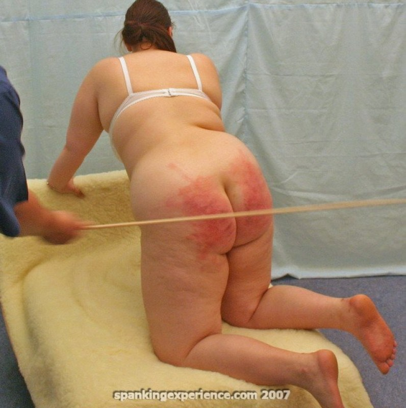 Caned free spank thumbs