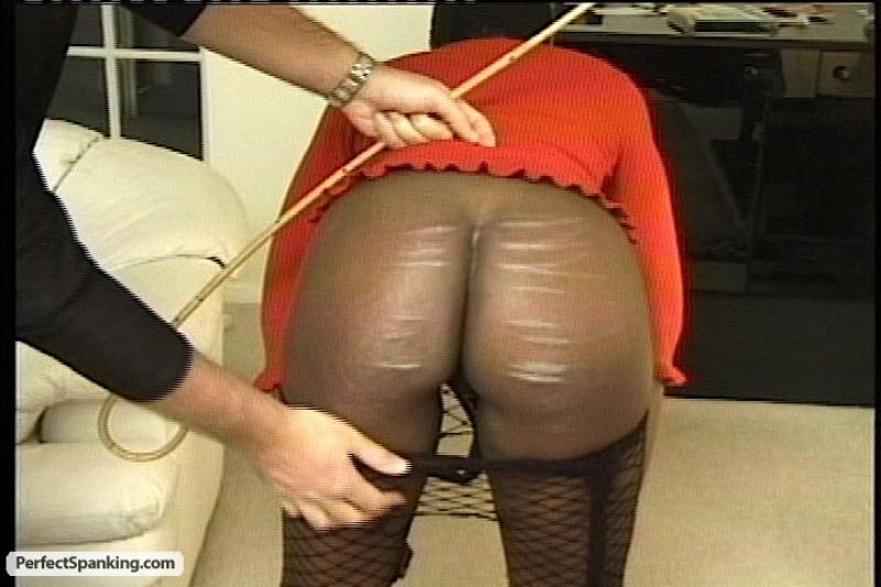 spank Beautiful round