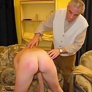 Perfect Spanking Picture