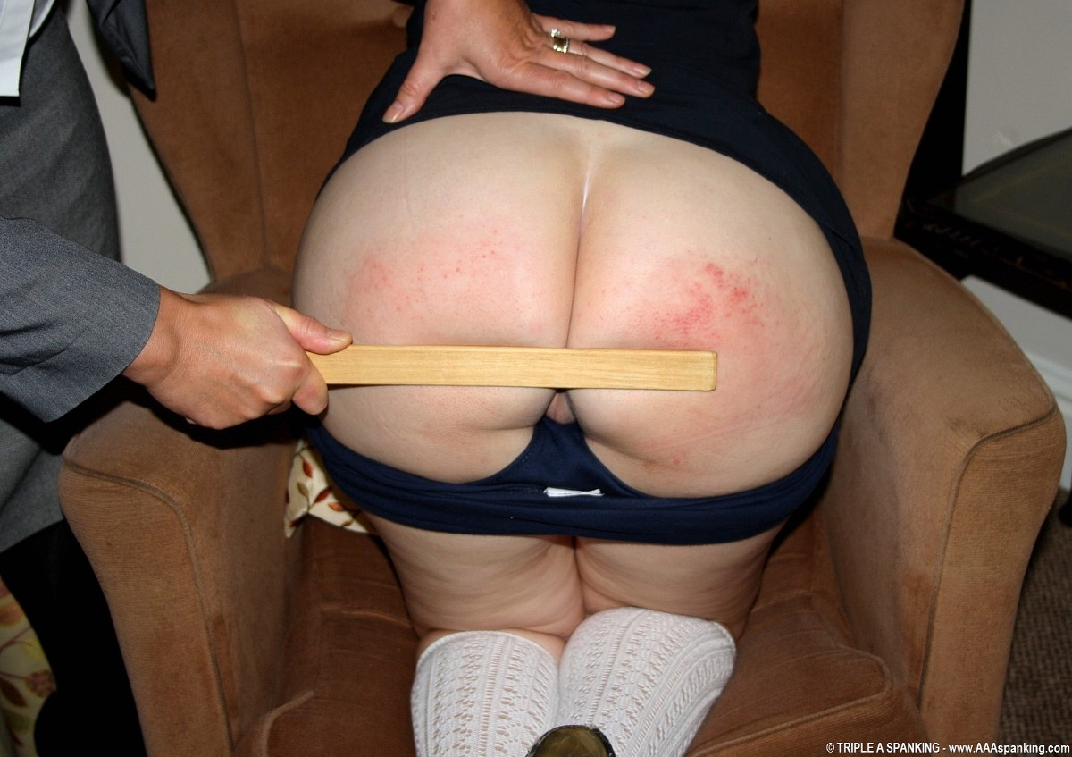 Opinion pants down spankings found