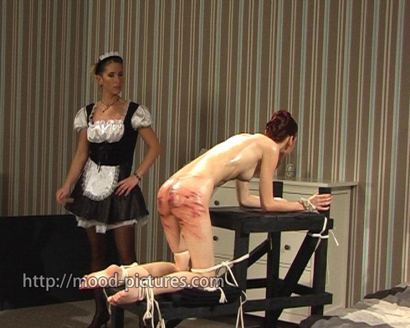Наказание прислуги эротика смотреть